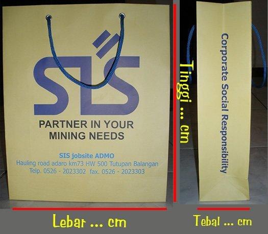 paper bag SIS