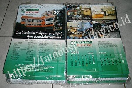 kalender dinding RS ibu